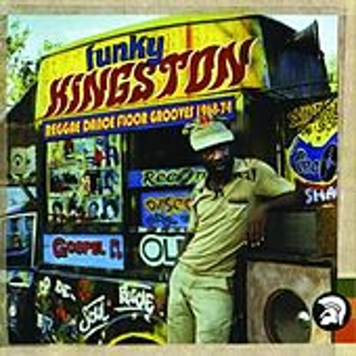 Funky Kingston: Reggae Dance... by Various Artists