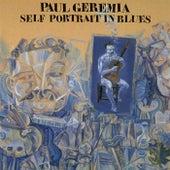 Self Portrait In Blues by Paul Geremia