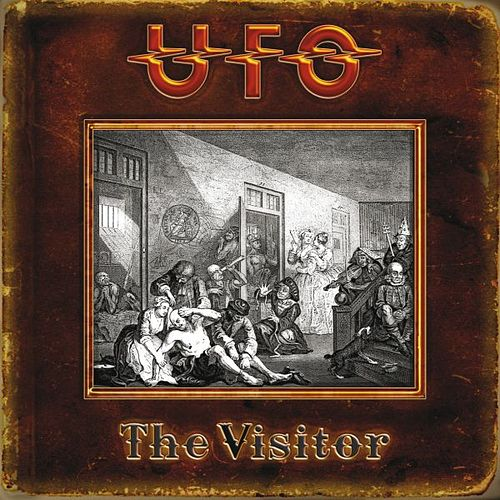 The Visitor by UFO