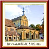 Wolfgang Amadeus Mozart - Piano Concertos I by Christoph Soldan