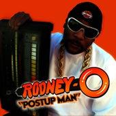 Postup Man - Single by Rodney O