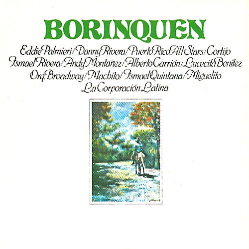 Borinquen by Various Artists