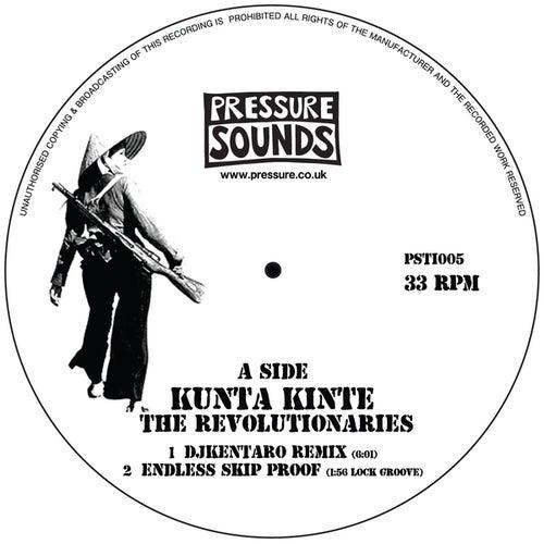Kunta Kinte Remixes by DJ Kentaro