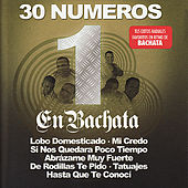 30 Numeros 1 En Bachata by Various Artists