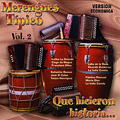 Los Grandes Del Merengue Tipico by Various Artists