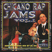 Chicano Rap Jams, Vol. 1 by Various Artists