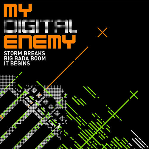 Storm Breaks EP by My Digital Enemy