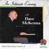 An Intimate Evening With Dave McKenna by Dave McKenna