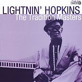 Tradition Masters by Lightnin' Hopkins