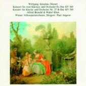 Wolfgang Amadeus Mozart - Klavierkonzerte by Wiener Volksopernorchester
