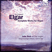 Elgar: Complete Works for Organ by John Butt