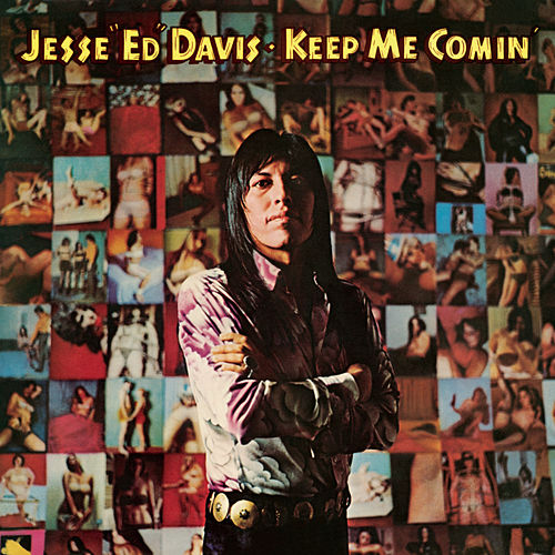 Keep Me Comin' (With Bonus Tracks) by Jesse Ed Davis