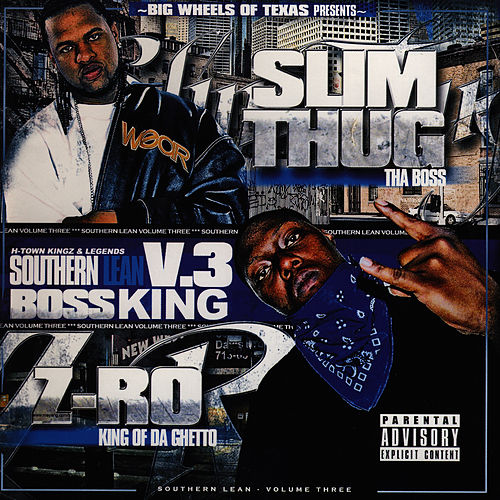 Southern Lean, Vol. 3 by Slim Thug