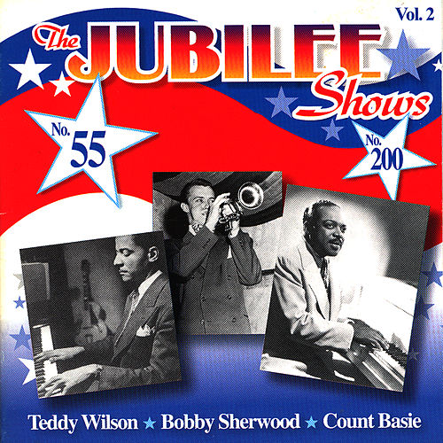 The Jubilee Shows No. 55 & No. 200 by Count Basie