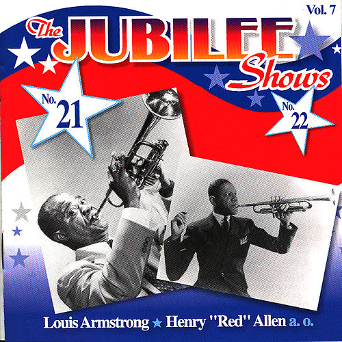 The Jubilee Shows No. 21 & No. 22 by Henry 'Red' Allen
