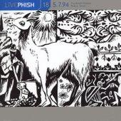 LivePhish, Vol. 18 5/7/94 by Phish