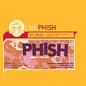 LivePhish 7/29/03 by Phish