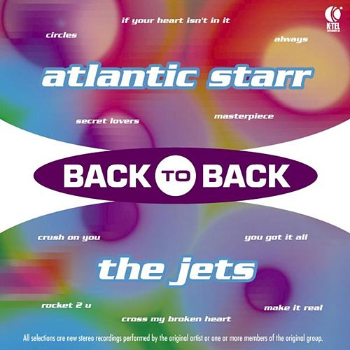 Back to Back by Atlantic Starr