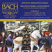 Bach: Brandenburg Concertos 4-6 by American Bach Soloists