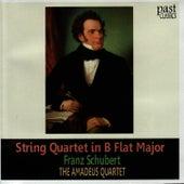 Schubert: String Quartet by Amadeus Quartet
