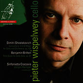 Shostakovich: Concerto No. 2 in G Major for Cello and Orchestra, Op. 126 - Britten: Third Suite for Cello Solo, Op. 87 by Pieter Wispelwey