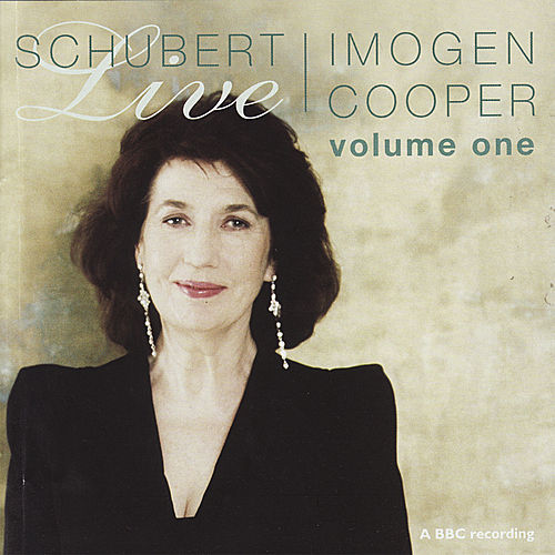 Schubert: Live - Volume 1 by Imogen Cooper