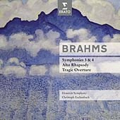 Brahms : Symphonies No.3 & 4, Overtures by Various Artists