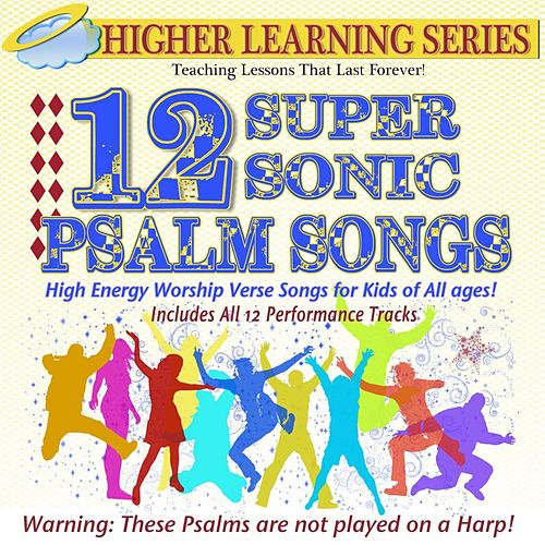 Supersonic Psalm Songs by Thingamakid