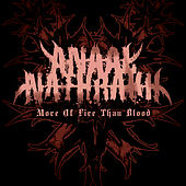 More of Fire Than Blood by Anaal Nathrakh