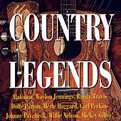 The Golden Treasure Series Of Country Legends by Various Artists