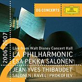 DG Concert - Salonen: Helix / Ravel: Piano Concerto for the Left Hand / Prokofiev: Romeo and Juliet Suite by Various Artists