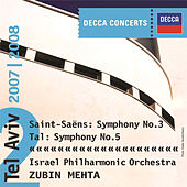Saint-Saens: Symphony No.3 by Israeli Philharmonic Orchestra