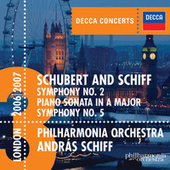 Schubert & Schiff: Schubert: Symphonies Nos.2 & 5 etc by Various Artists