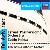 Decca Concerts: Israel Philharmonic - The  Anniversary Season by Various Artists