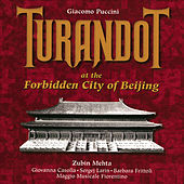G. Puccini: Turandot In The Forbidden City by Various Artists