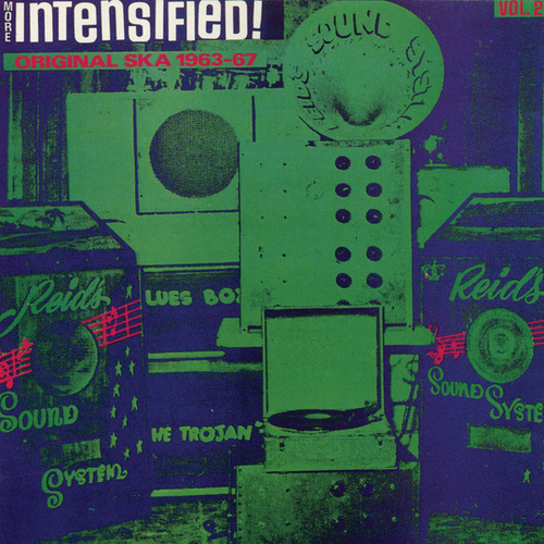 More Intensified Original Ska 1963-67 by Various Artists