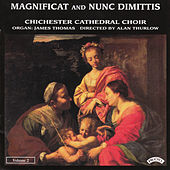 Magnificat & Nunc Dimittis Vol. 2 by Chichester Cathedral Choir