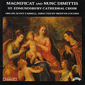 Magnificat & Nunc Dimittis Vol. 11 by St Edmundsbury Cathedral Choir