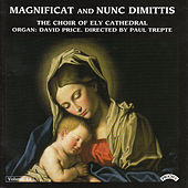 Magnificat & Nunc Dimittis Vol. 14 by Ely Cathedral Choir