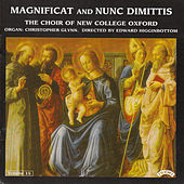 Magnificat & Nunc Dimittis Vol. 15 by Oxford The Choir Of New College