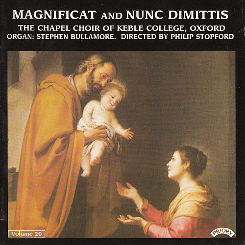 Magnificat & Nunc Dimittis Vol. 20 von Oxford The Choir of Keble College