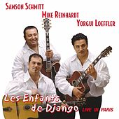 Les Enfants De Django - Live In Paris by Yorgui Loeffler