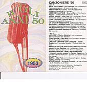 Canzoniere '53 - Canzoni Originali Del 1953 by Various Artists