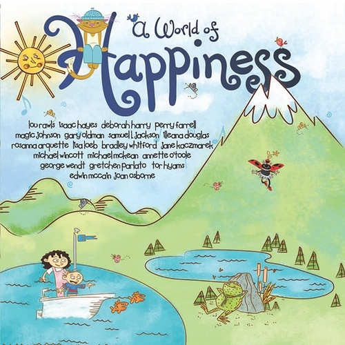 A World Of Happiness by Various Artists