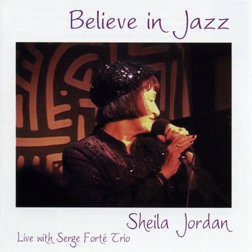 Believe En Jazz by Sheila Jordan