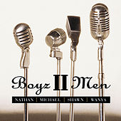 Nathan, Michael, Shawn, Wanya by Boyz II Men