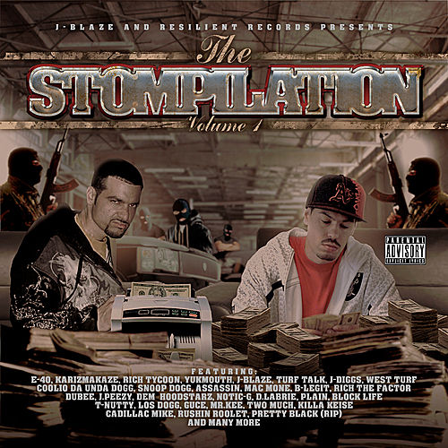 The Stompilation by Various Artists