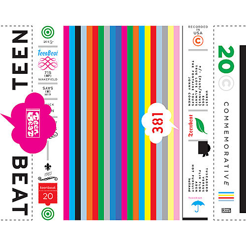 Teenbeat 20th by Various Artists