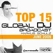 Global DJ Broadcast Top 15 - June 2009 by Various Artists