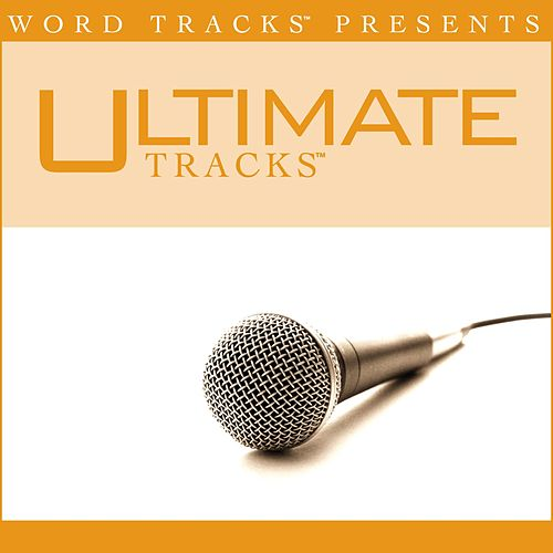 Ultimate Tracks - Pull Me Out - as made popular by Bebo Norman - [Performance Track] by Ultimate Tracks